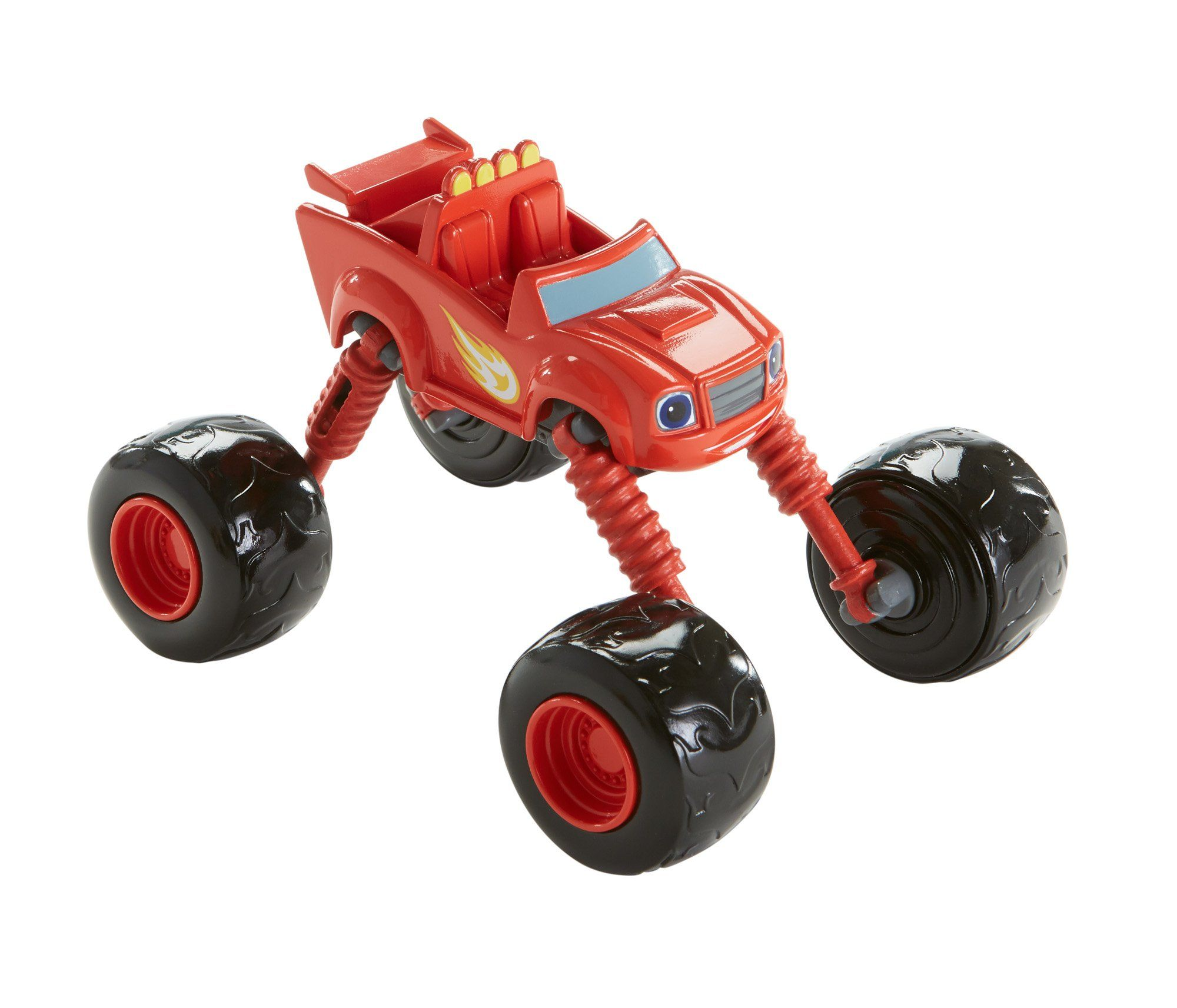 80s car toys  Blaze and the Monster Machines Transmorphers Blaze in vehicle
