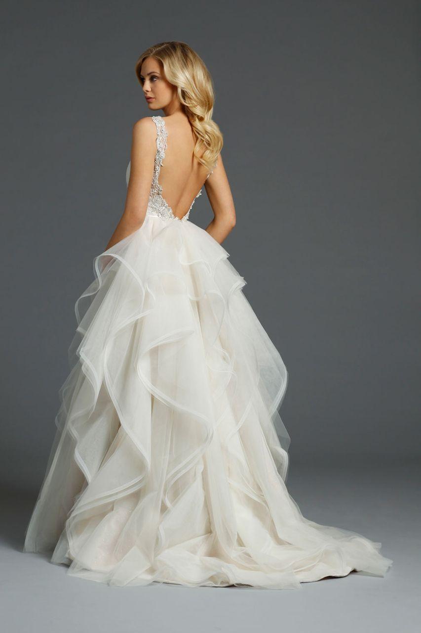 The bustle wedding dresses  Alvina Valenta Wedding Dresses  Alvina valenta wedding dresses