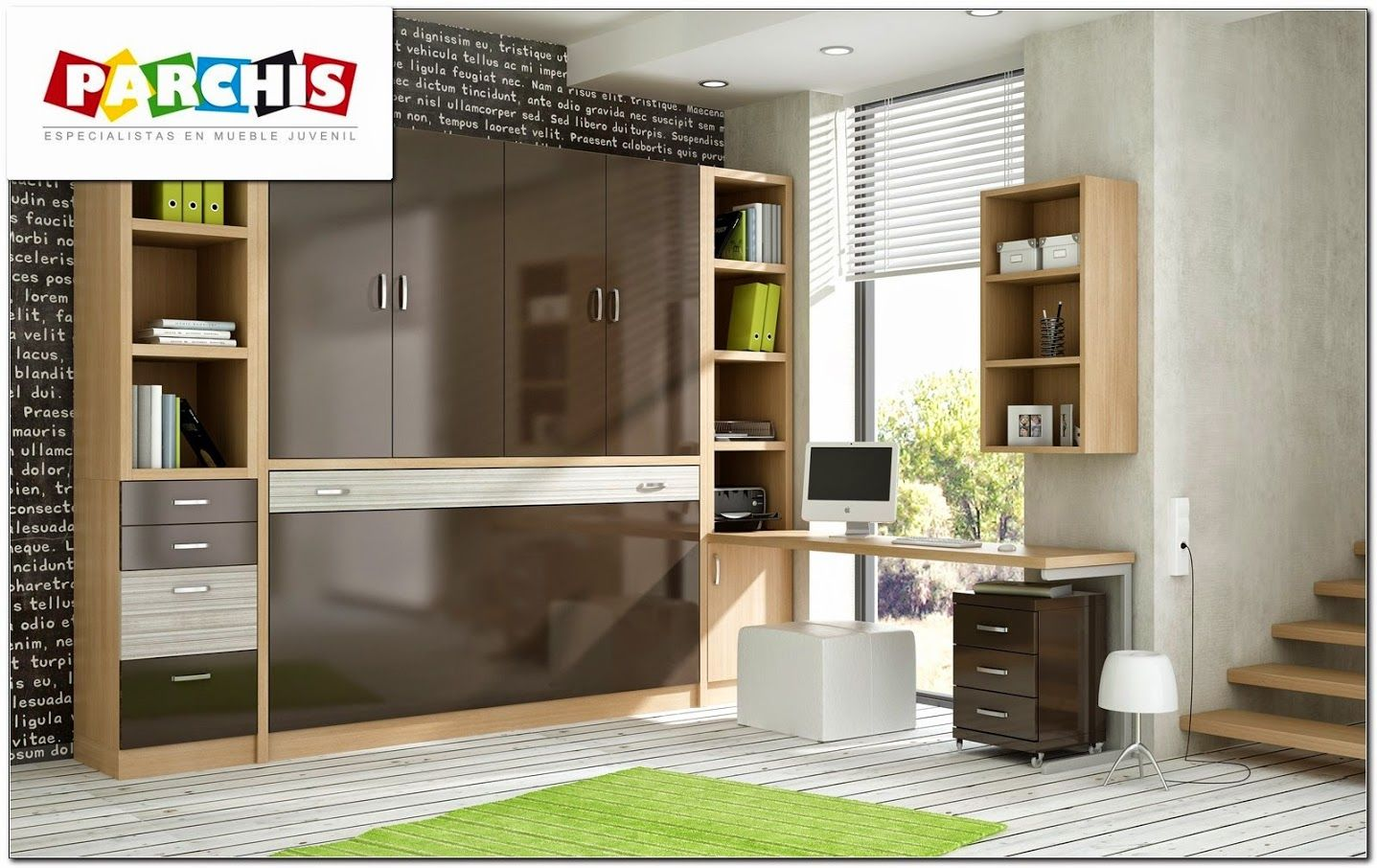 Muebles parchis madrid y torrijos camas abatibles for Muebles parchis