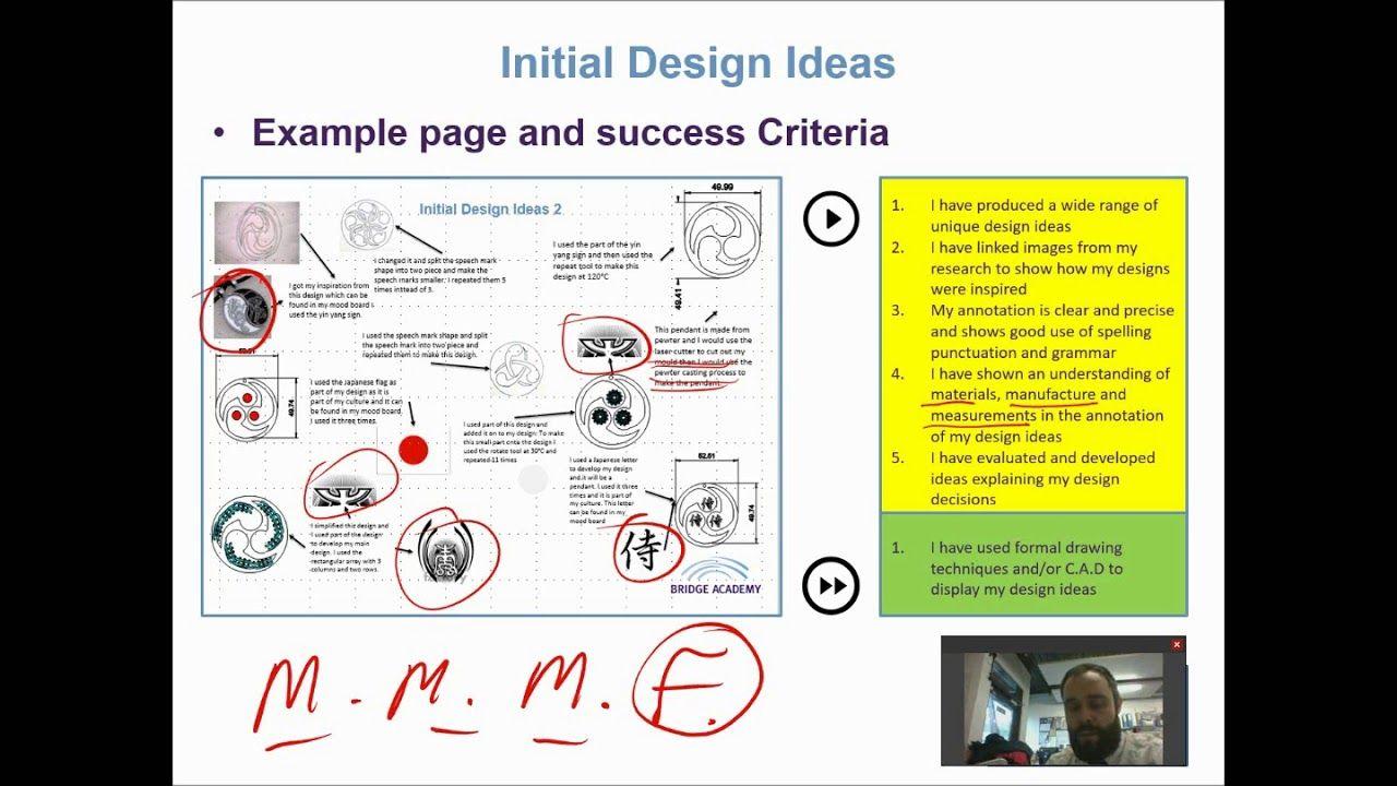 Design Technology Nea Initial Design Ideas Unique Products Design Nea Design