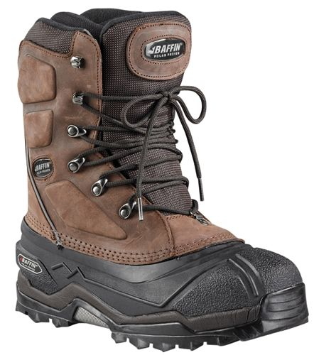 Baffin's new Evolution winter boots deliver a singular combination of warmth, quality, comfort and confidence. These all-around snow boots are ideal for ice fishing, working, snowmobiling, and more.