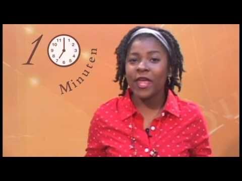 uitzending 10 Minuten Jeugdjournaal 20 oktober 2015 (Suriname / South-Am...