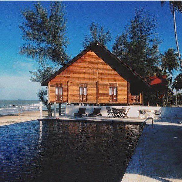 Encik Travel Enciktravel Retreat House Infinity Pool Villa