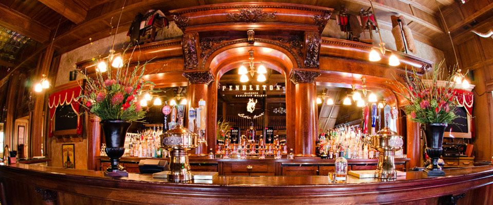 old western home bars | The Hamley Saloon | Bars | Pinterest ...