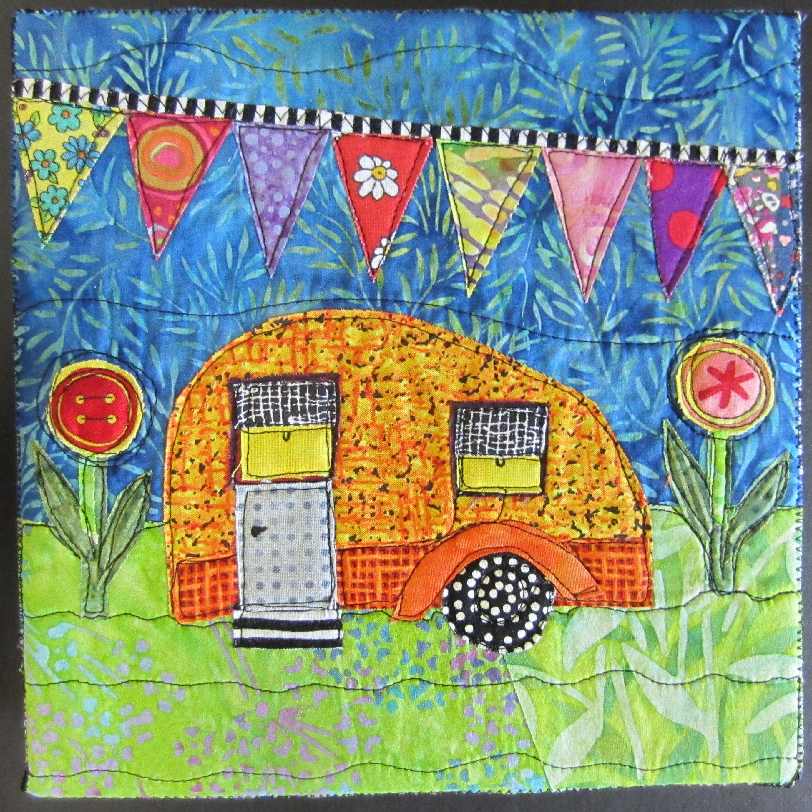 Airstream Dreaming by Jamie Fingal http://www.artboxcsa.com/