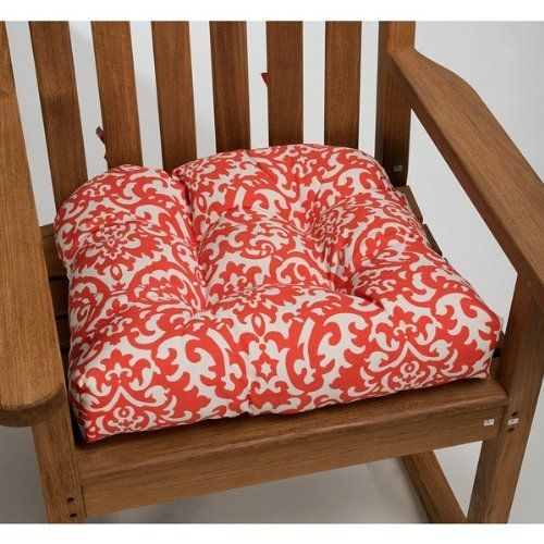 Waverly Indoor/Outdoor UV Treated Chair Cushion At Sierra Trading Post.