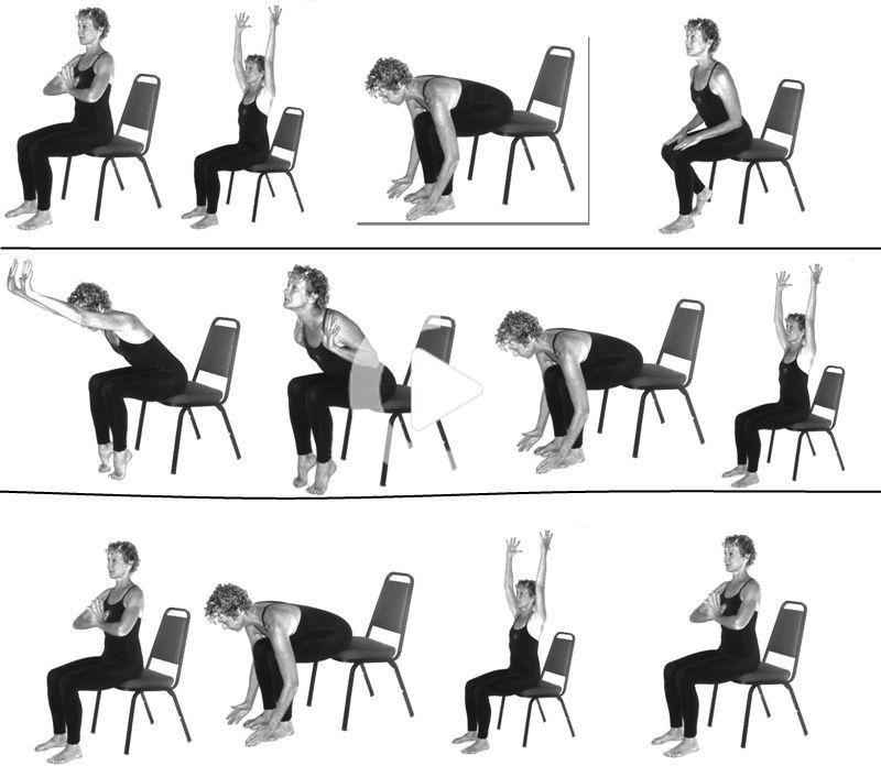 32+ Yoga poses for elderly trends