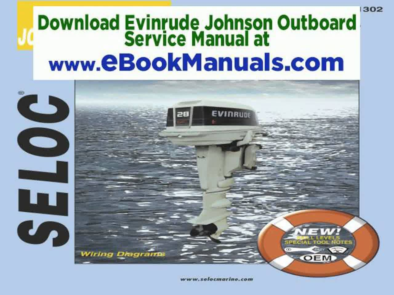1990-2001 Johnson Evinrude Outboard Service Manual - PDF Online 2014 · Pdf ManualTextbookUser Guide