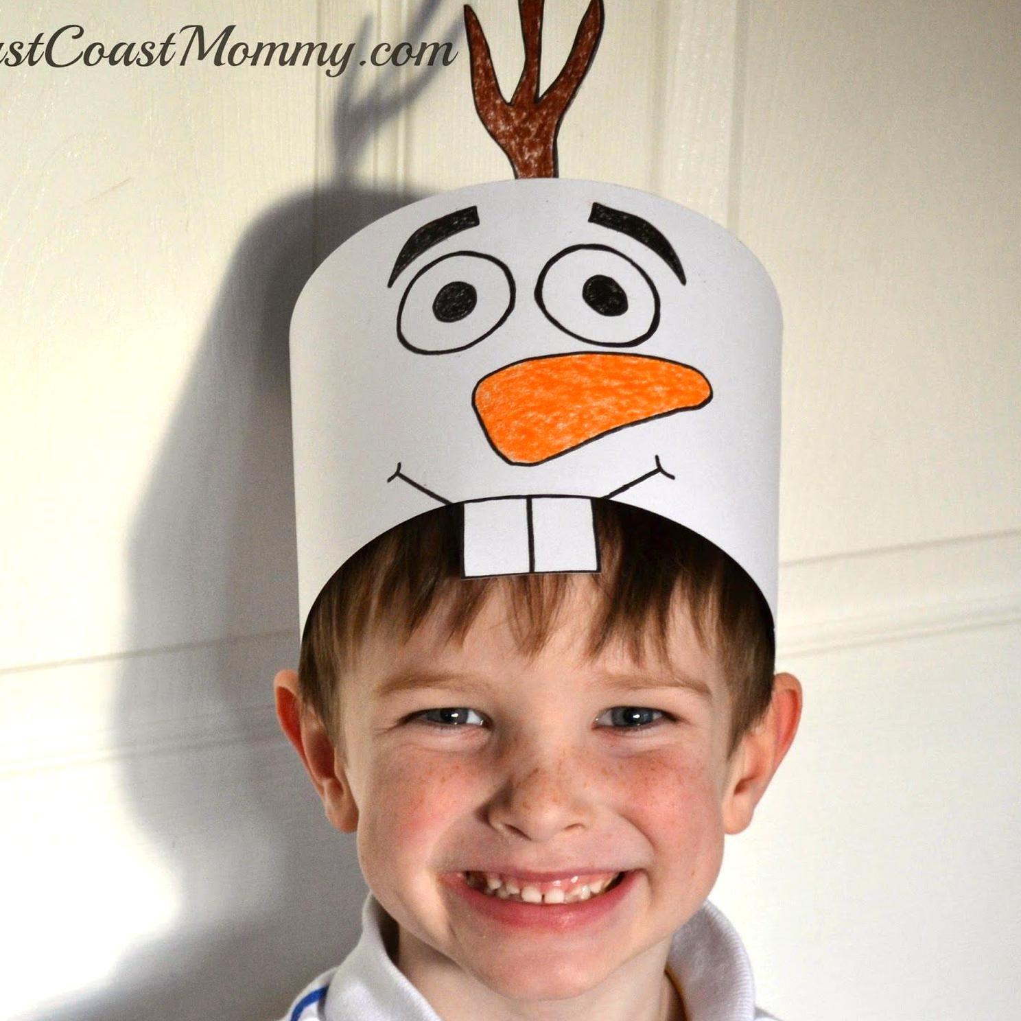 East Coast Mommy Diy Olaf Costume In 2020 Olaf Costume Diy Olaf