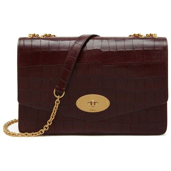 e047207c73 ... where to buy mulberry large darley 1280 liked on polyvore featuring  bags oxblood red c2b09 64b1b
