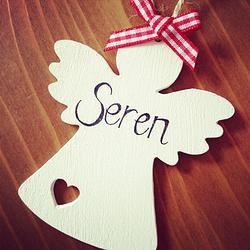 Personalised Christmast Angel