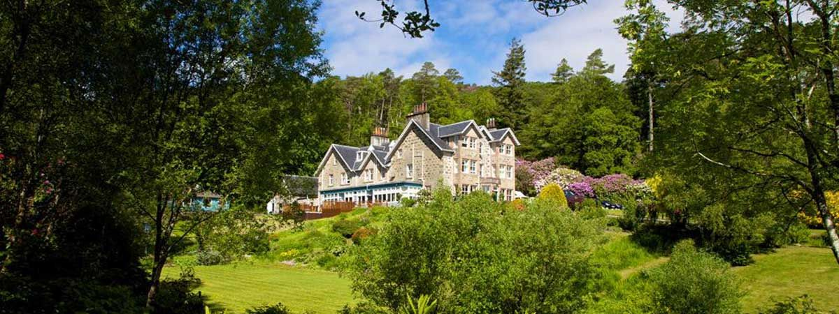 Duisdale House Hotel Is A Boutique Offering Luxury Accommodation On The Isle Of Skye In Highlands Scotland