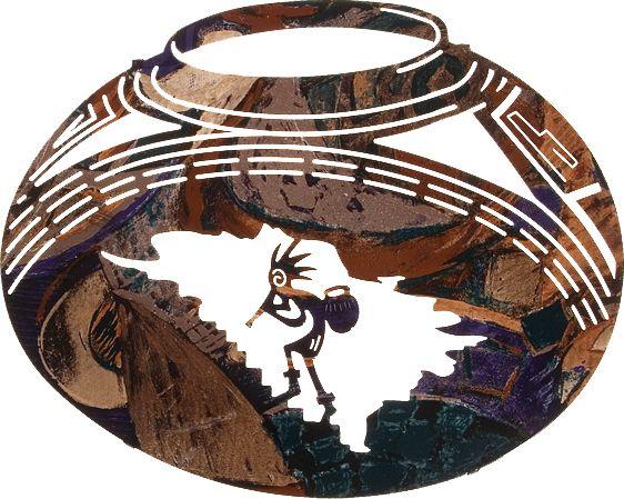 Southwest Wall Art southwest pottery wall art www.rusticeditions | southwest wall
