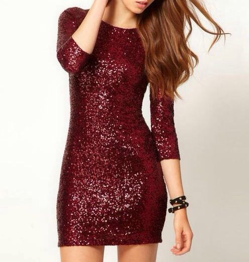 Must buy - Christmas Party! #partydress dresses for women