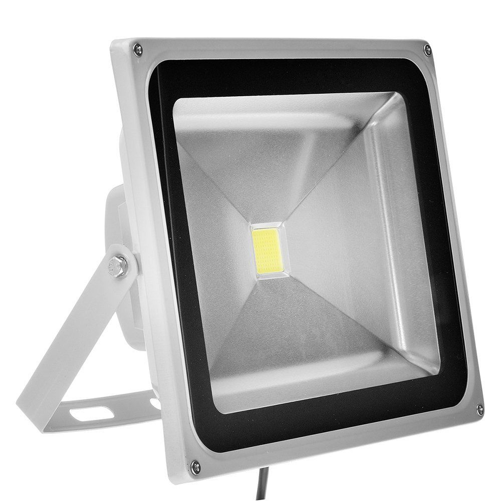 Mandmp 50w Led Flood Lights Cool White Outdoor Daylight White Security Light Waterproof Floodlight Lamp Haloge With Images Led Flood Flood Lights Lighting Ceiling Fans