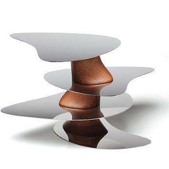 Floating Earth ALESSI Decorative Arts Pinterest Alessi - Artistic design ideas table decoration floating earth tray alessi