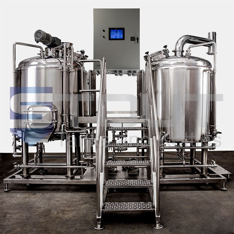 Build Your Professional Brewing System From The Ground Up With Our Innovative Functional Turnkey Systems C Brewing Equipment Beer Brewing Equipment Brewing