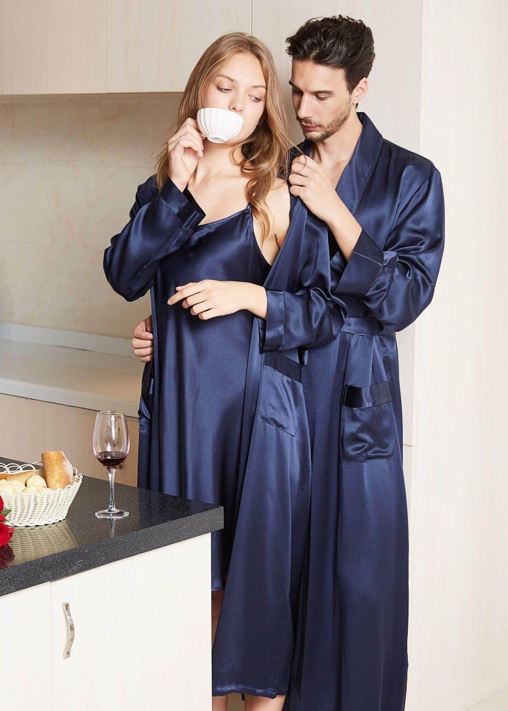 Silk Pajamas   Pajama Set   Silk Loungewear   Loungewear