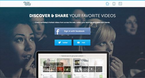 Cool Web Designs Featuring Retro Photo Effects