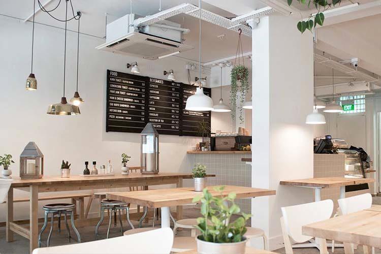 10 Minimalist Cafes In Singapore We Love Female Cafe Interior Design Cafe Interior Coffee Shop Design