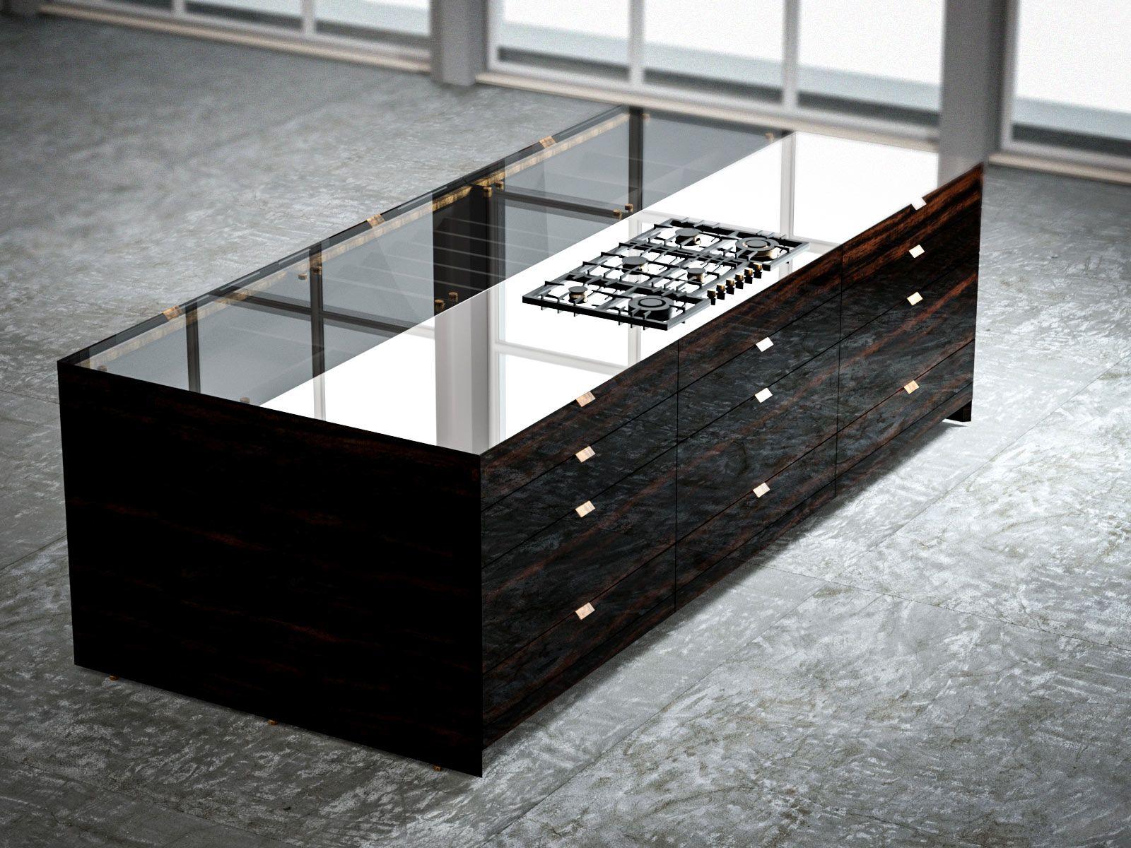 Monolith Custom   True Luxury Kitchen Design.