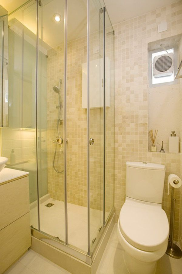 ingenious modern shower designs. Ingenious Design Solutions in a Cozy 39 Square Meter Apartment