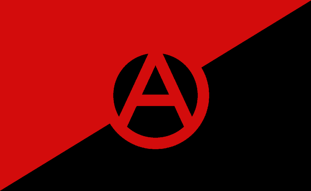Anarchist Bicolore By Omicronphi Deviantart Com On Deviantart Anarchist Anarchism Revolution Poster