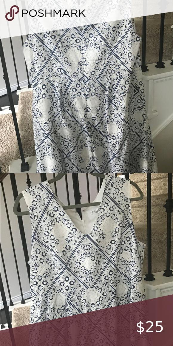 Dress Dress Polyester/Cotton Dresses