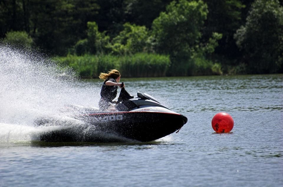 WhenInGoa, indulge in the adventurous water sport with a