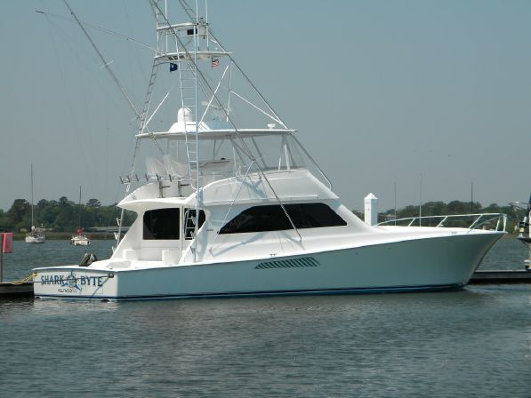 Here 39 s one of the best deals on a 61 viking sportfish on for Viking fishing boats