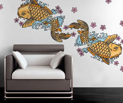 The 80 Most Handsome + High Design Wall Stickers