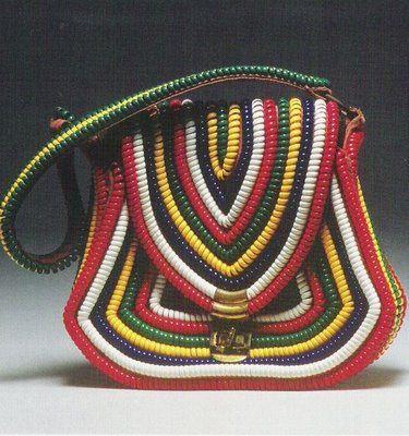Vintagepurse Phone Cord By Sew Something Vintage