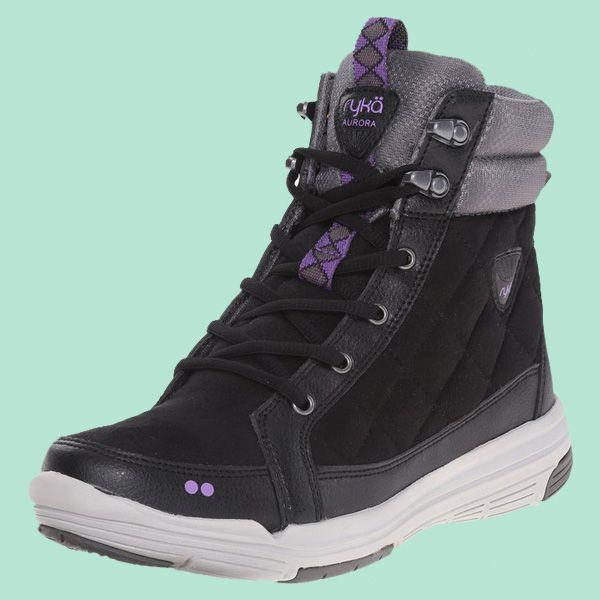 RYKA Women Steel Toe Boots Aurora High-Top  880fdb2a13