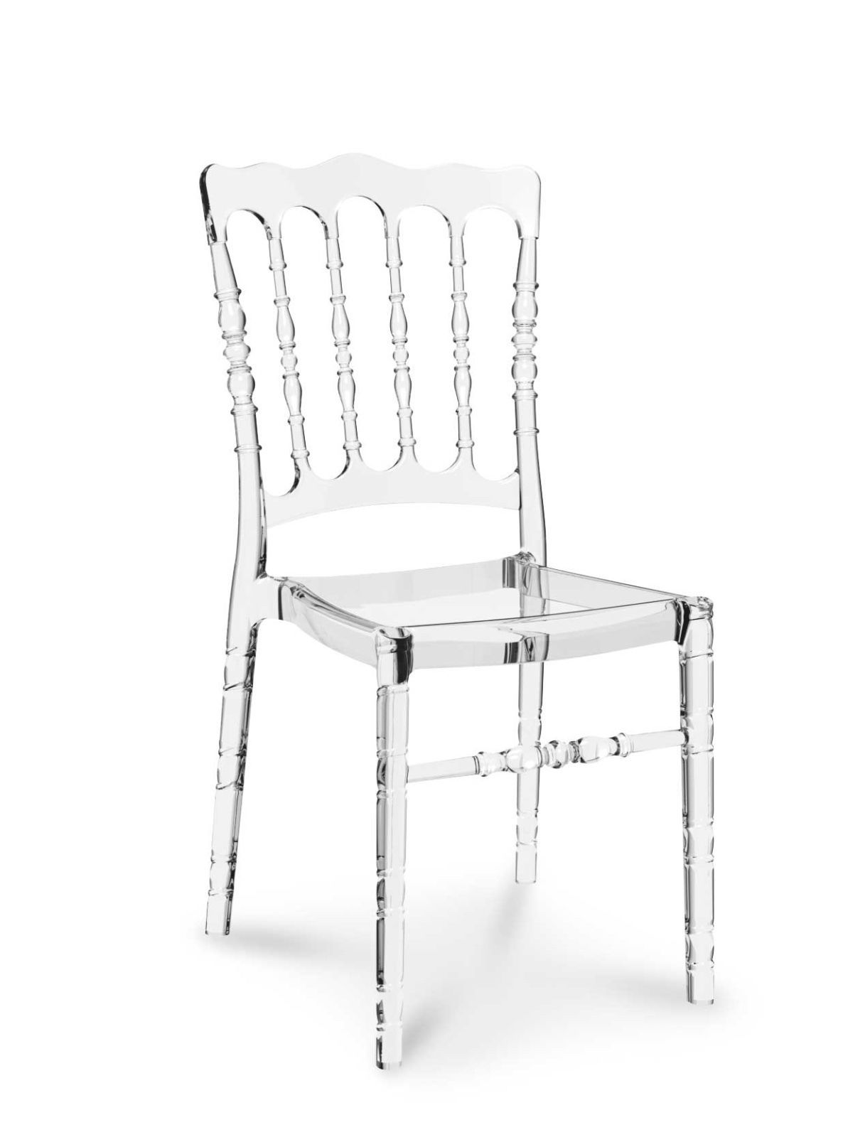 Details About Acrylic Ghost Chair Vintage Wedding Tan Clear