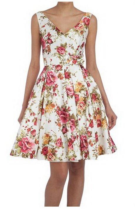 Modelos De Vestidos Floreados | Outfit Vestidos ...