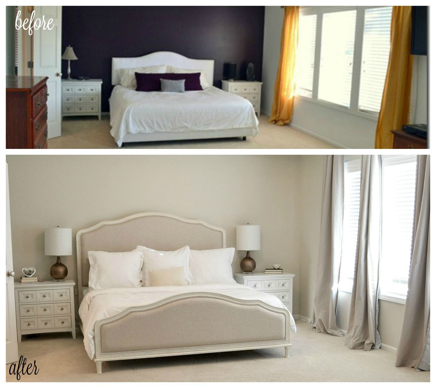 Neutral Master Bedroom Decorating Ideas: How To Create A Spa-Like Master Suite