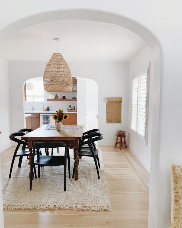 Kitchen Renovation Apartment Therapy: A Family Of Five Swaps An RV For A Modern Spanish Bungalow