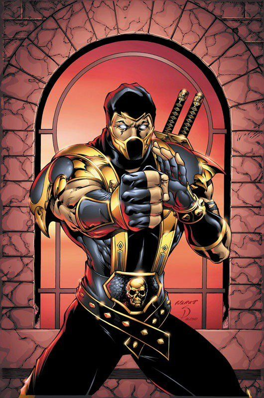 Scorpion, El mejor ninja de Mortal Kombat [HD]