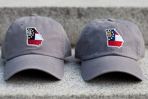 I'd like one of these suckers in Navy. Georgia Hats // $25