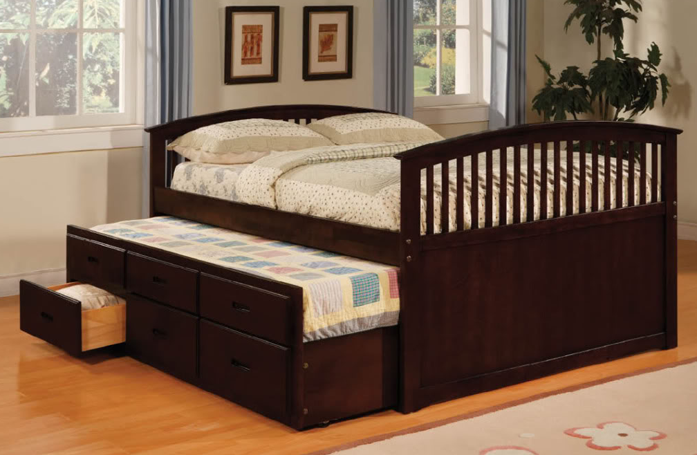 Top 10 Best Trundle Beds For Adults Of 2017 Reviews Trundle