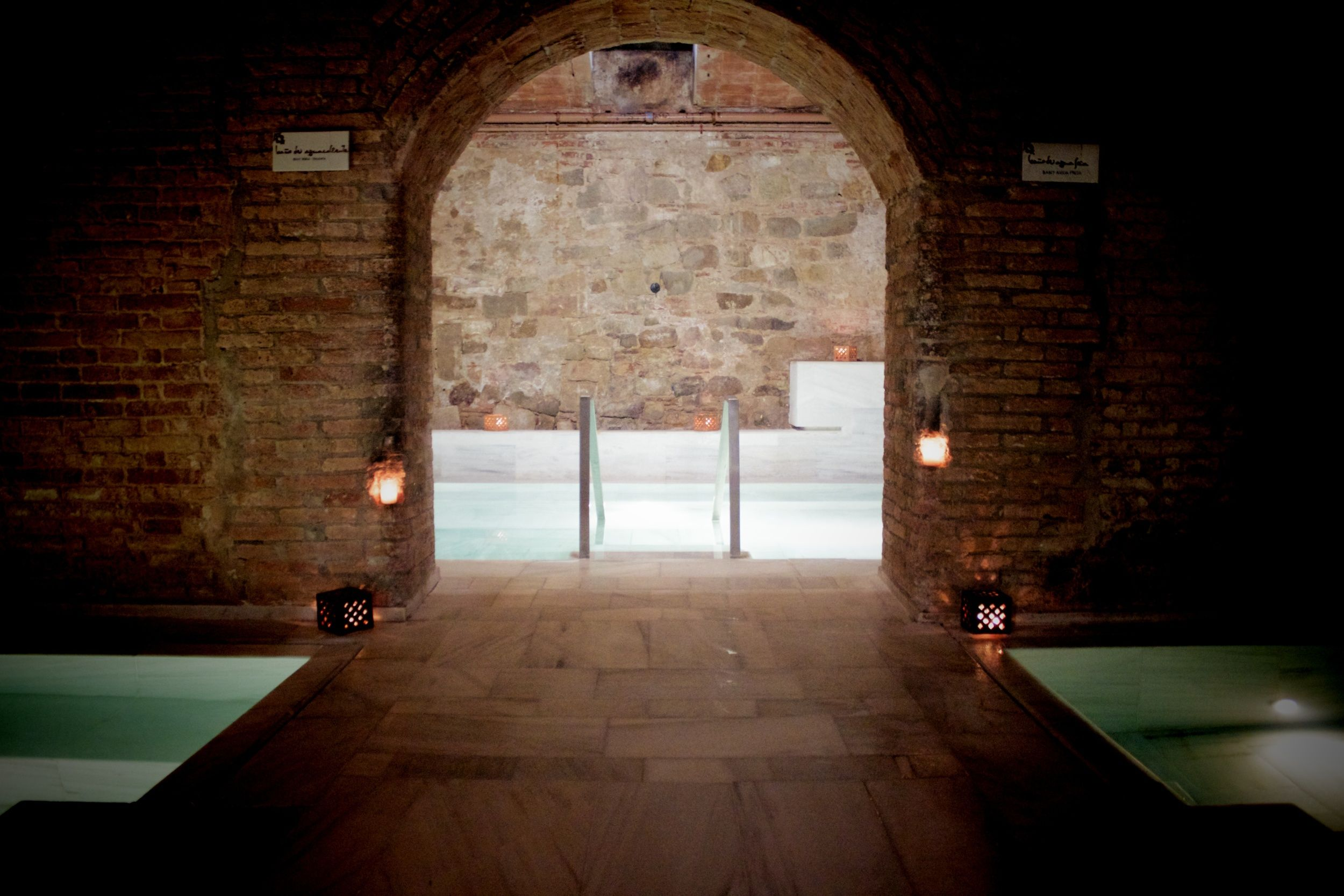 Aire De Barcelona Spain S Best Luxury Spa And Roman Baths With