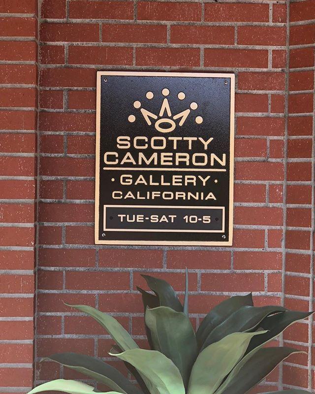 Always great to visit friends at Scotty Cameron in Encinitas CA #scottycameron #golf #sandiego #encinitas #titleist #lamodernhome #sandiegoconnection #sdlocals #encinitaslocals - posted by William Baker https://www.instagram.com/williamjamesbaker. See more post on Encinitas at http://encinitaslocals.com