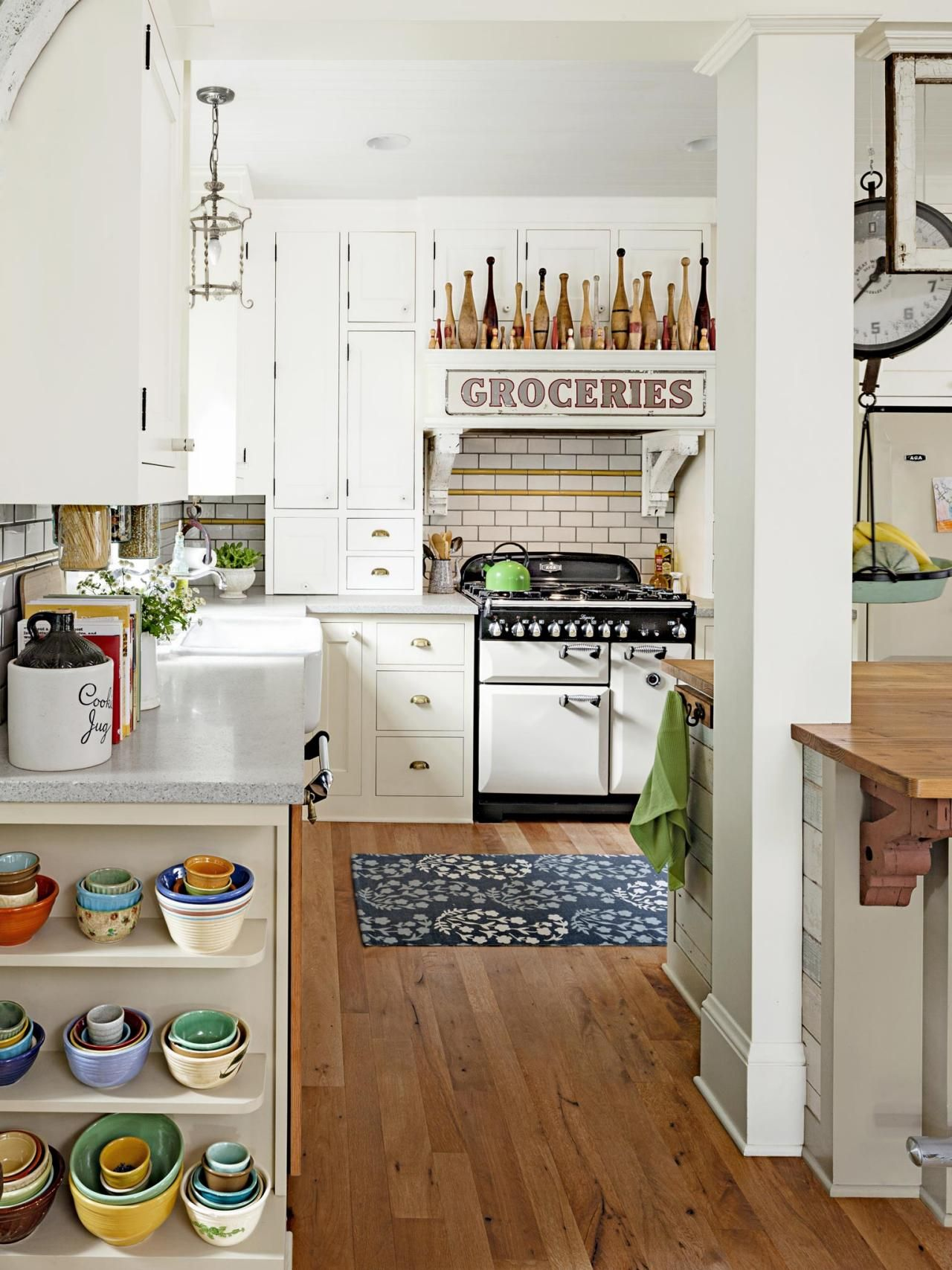 Go Green With a Recycled Kitchen | Voc paint, Hgtv and Kitchens