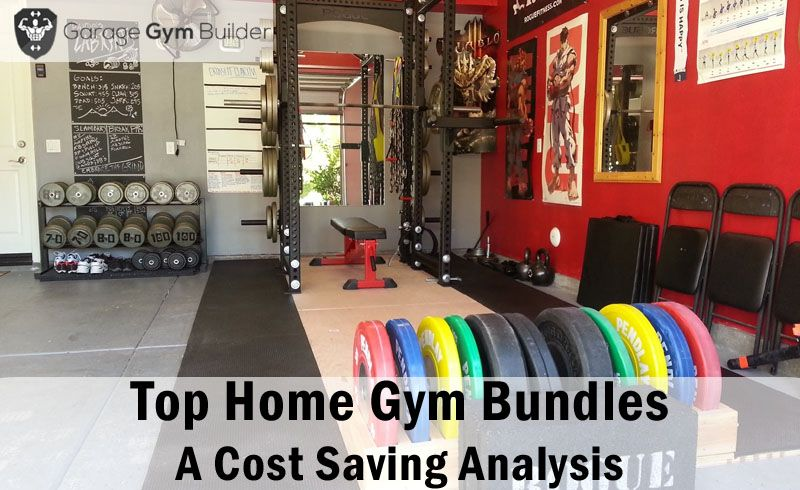 Best Crossfit Gym Equipment Package In 2020 Garage Gym Builder