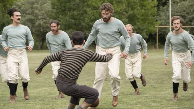How the 1883 FA Cup Final was replayed for TV drama in