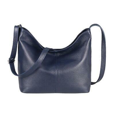 Photo of ITALIAN WOMEN'S leather bag Crossover Borsa A Tracolla Borsa in pelle  | eBay