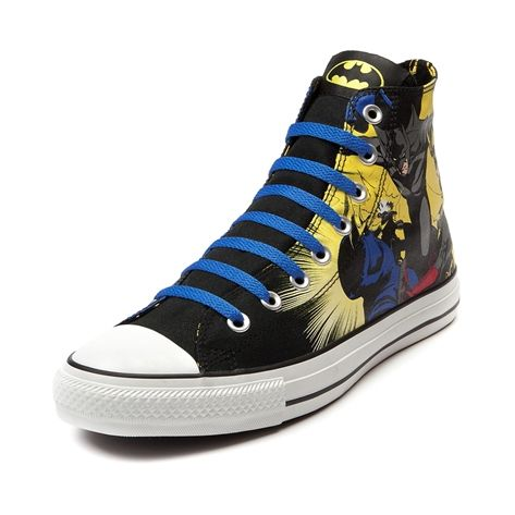 8ec6498345fe Converse All Star Hi Batman Sneaker