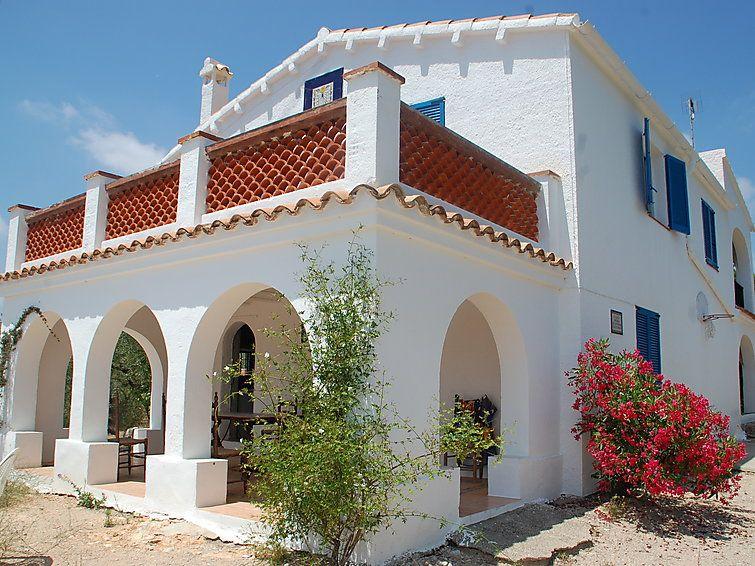 Holiday House L Ametlla De Mar Spain Mas Del Guixé Es9587 790 1 Cozy Cabin House Styles Holiday Home