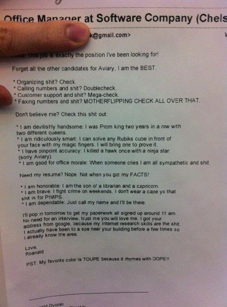 Epic jobans�gning