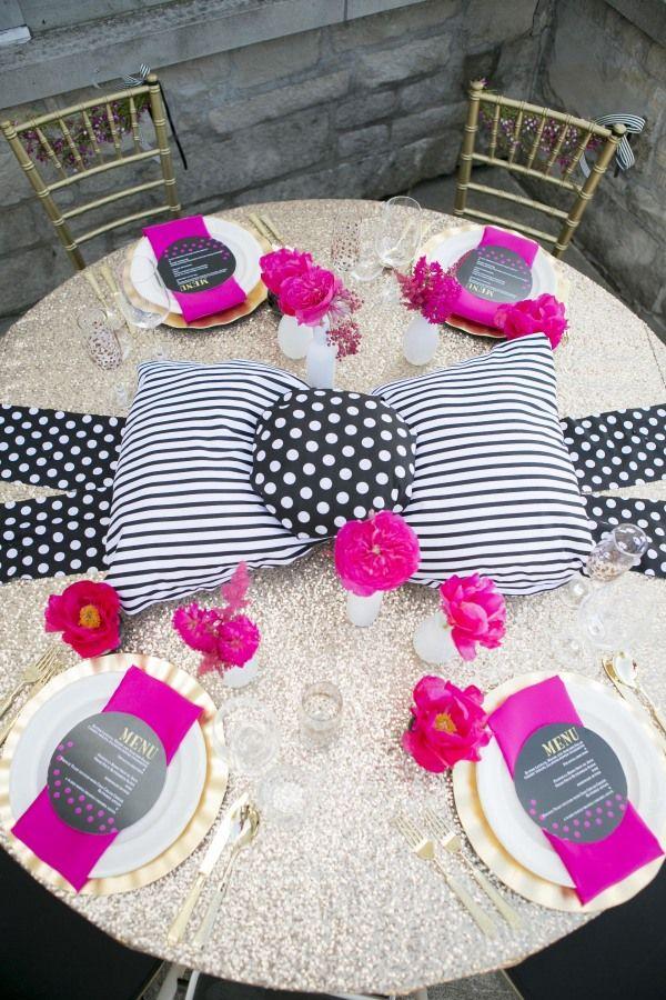 Kate Spade Bridesmaids' Brunch Bridesmaid brunch, Summer